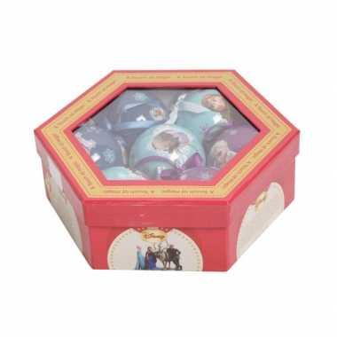 Disney kerstballen frozen 7 stuks